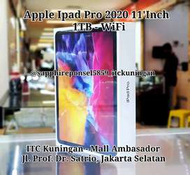 "Apple Ipad Pro 11"" 2020 1TB WiFi(BNIB) -Bisa COD/Tt/Kredit DP"