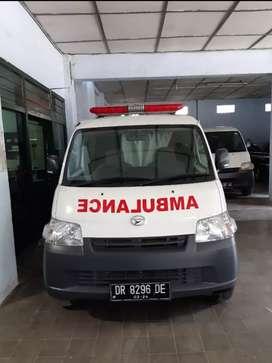 Daihatsu ambulance lengkap pemakaian 2019