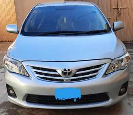 Toyota altis 1.6 available on essay installments