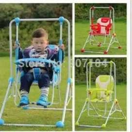 Stroller ayunan kursi makan anak