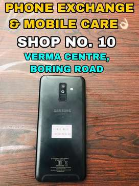 Samsung Galaxy A6+ (4GB/64GB) Black In Super Mint Condition Available
