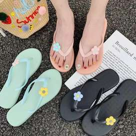 Sandal jepit trendy