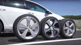 BMW car tyre Rs 6500