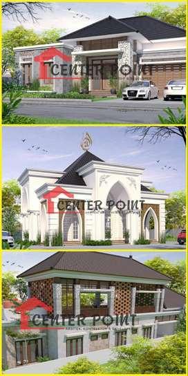 Desain Arsitek Gambar RAB IMB Kontraktor Rumah di Madiun