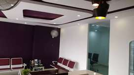Furnished Space available for doctors on rent