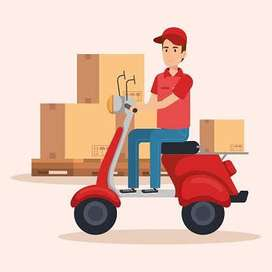 Wanted delivery executives for parttime