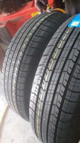 New CEAT Tyre size  215 75 R15 with 2 years warranty