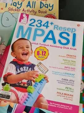 234+ resep mpasi