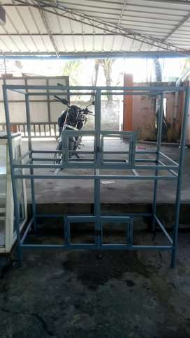 Cage frame available