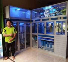 PAKET HEMAT Depot air minum isi ulang | Mesin air minum RO