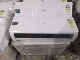 BRAND NEW WHIRLPOOL 1.0 TON INVERTER AC ONLY 16500/-