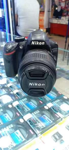 Kamera nikon 3200