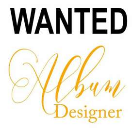 Wedding album designer wanted