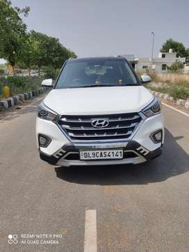 Hyundai Creta 1.6 SX, 2019, Petrol
