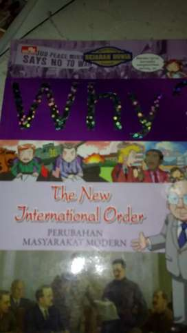 "Buku anak series ""Why"" The International Order"