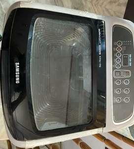Samsung topload 6.5 +1 kg washing machine