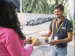 Wanted Delivery Executive in Shanthinagar, Kalyan Nagar, Begur, Mahade