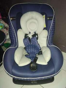 Car Seat Cocolatte CS800E Dark Blue