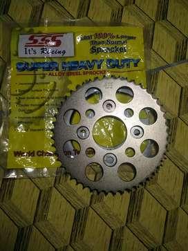 Gear belakang (Rear) Motor : CB, MEGAPRO, NMP, CB150R, CBR150,