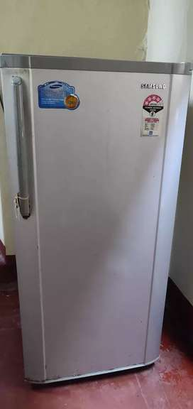 Samsung 4 star 180ltrs single door refrigerator