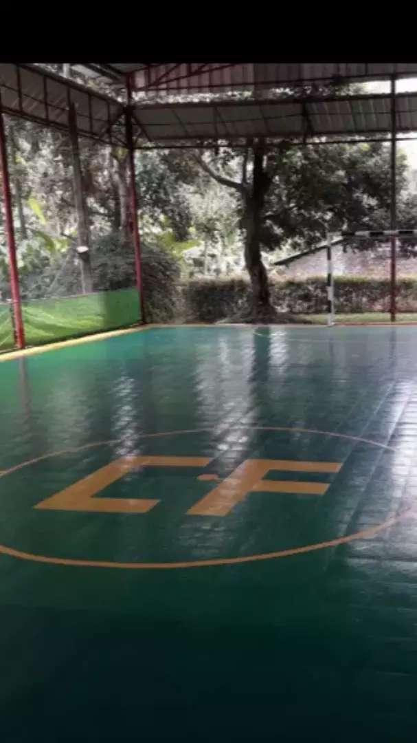 Dijual Lapangan Futsal Komplet di Kp. Ciater Rawakalong