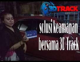 GPS TRACKER PELACAK KENDARAAN + PASANG*3DTRACK