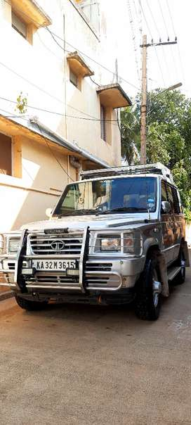Selling out my TATA sumo EX+ in showroom clazz condition
