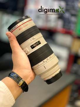 Canon 70-200 F2.8 L USM slightly used available