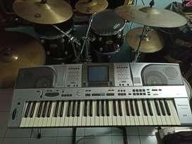 technics sx kn 2400 2600 dan alat musik dibeli cash di tmpat