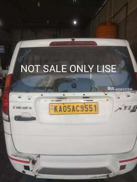Mahindra Xylo 2011 not for sale only Lise advance 20000