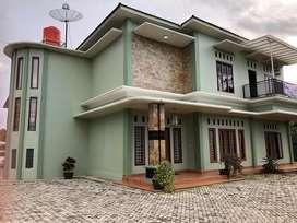Jual Rumah Semi Villa di Kaki Gunung Dempo Pagar Alam