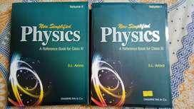 Physics - S.L. arora class-11