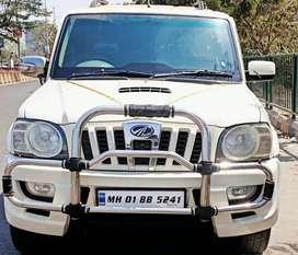 Mahindra Scorpio 2012 Diesel 83000 Km Driven