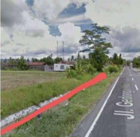 Kode : TP 2057 #Tanah Pekarangan Strategis Murah di Moyudan Sleman