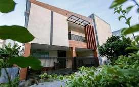 Di jual rumah guest house mewah tengah kota Balikpapan
