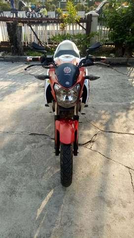 Yamaha New Vixion Merah Putih th. 2013