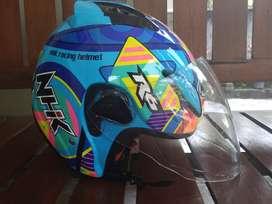 Helm NHK pigmen Blue R6