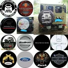 Cover/Sarung Ban Jeep/Rush/Terios/Touring/Ecosport Sendiri KamiAhlinya