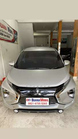 Xpander exceed A/T 2019 silver