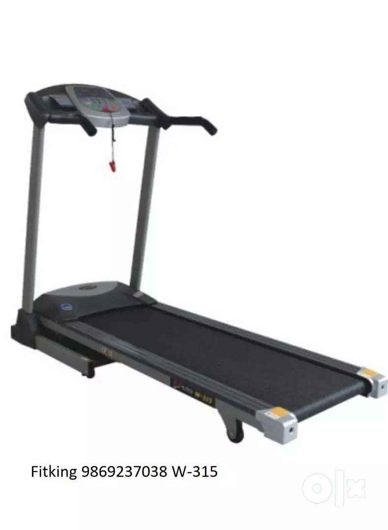 Treadmill in good condition only at 15000