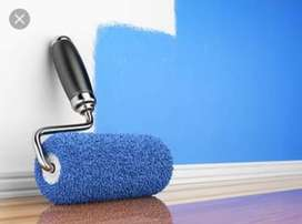 House painting works