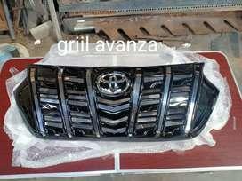 Grill Grand Avanza Xenia Model ALPHARD