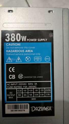 Power suply merk Dazumba original copotan casing