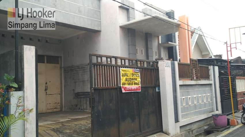 Rumah Dworowati Madukoro Semarang Barat Cocok untuk Gudang 0