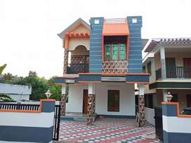 New House 4bhk Njandoorkonam