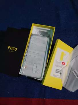 Poco f1 under insurance ram_6/128