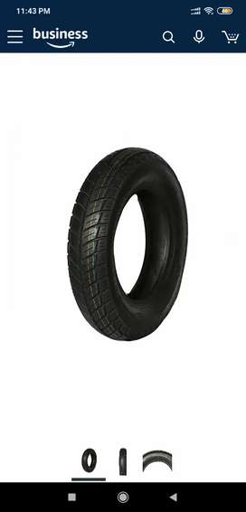 Michelin City Pro 90 by 100 Tubeless Scooter Tyre, Front or Rear