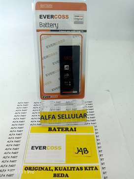 Baterai Evercoss J4B Original Bergaransi