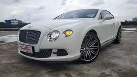 Bentley Continental GT 6.0 W12 2014 NIK 2013  White on Red/Black with