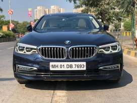 BMW 5 Series 520d Luxury Line, 2018, Diesel